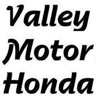 Valley Motor Honda >> Valley Motor Honda Retail Service Motorcycle Powersports
